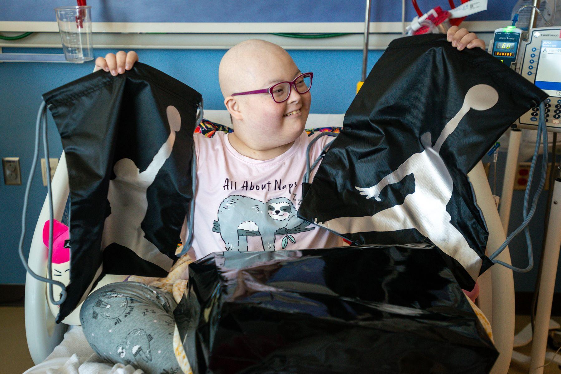 Mavs Luka Doncic Arranges Special Surprise for Children's Health Patients