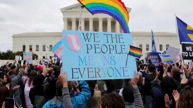 Rick Roberts: The Transgender Bill Is Now Law!