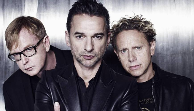 Depeche Mode : Co-Founder Skipping Hall
