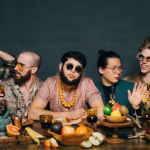 9/24/21 – Joe Hertler & The Rainbow Seekers at Bell's Eccentric Cafe