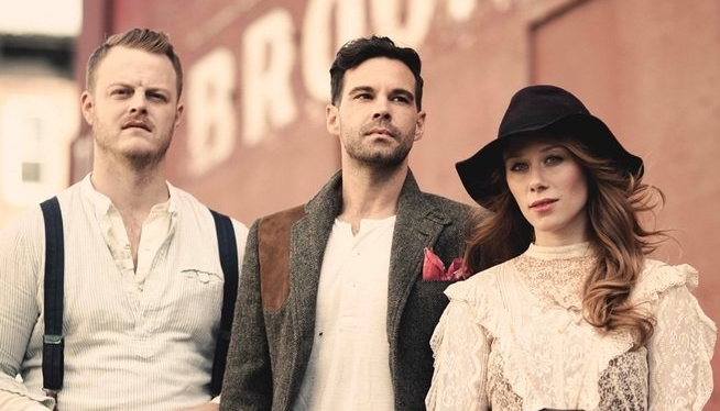 8/5/20 – The Lone Bellow at Bell's Eccentric Café