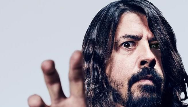Dave Grohl: First Story Posted