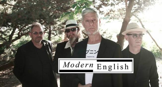 9/5/21 – Modern English at The Magic Bag