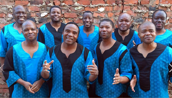 3/12/20 – Ladysmith Black Mambazo at Listening Room