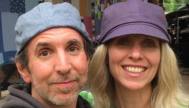 11/29/19 – Dave Boutette & Kristi Davis at Crazy Wisdom Tea Room