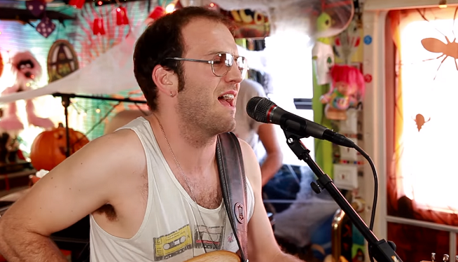 3/13/20 – Theo Katzman at Saint Andrews Hall