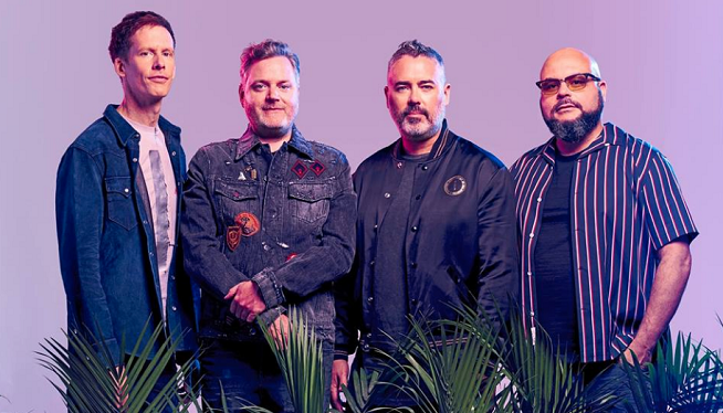 7/4/21 – Barenaked Ladies, Toad The Wet Sprocket, Gin Blossoms at DTE Energy Music Theatre