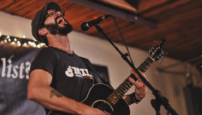 4/30/20 – Tony Lucca at Seven Steps Up