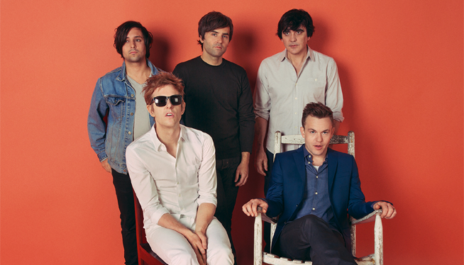 Spoon Will Hit the Road For a Fall Headlining Tour