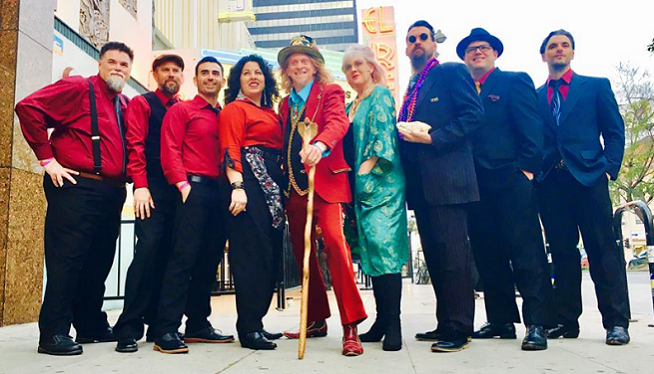3/12/20 – Squirrel Nut Zippers at The Magic Bag