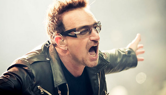 "Bono, will.i.am: Collaborate on ""Life"""