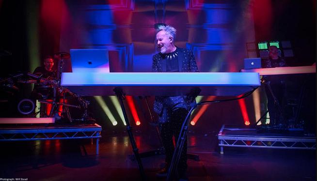 3/9/20 – Howard Jones, Rachael Sage at 20 Monroe Live
