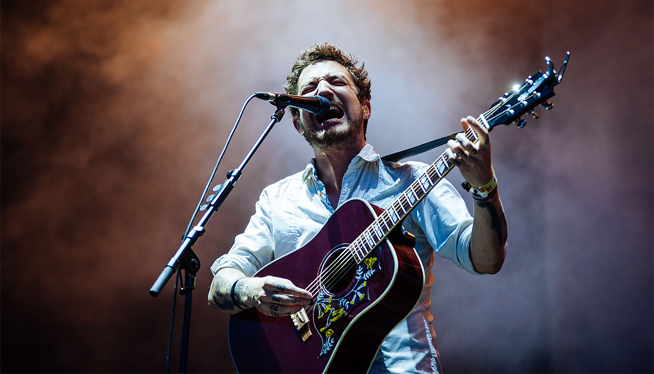 10/22/21 – Frank Turner at The Chapel at The Masonic Temple
