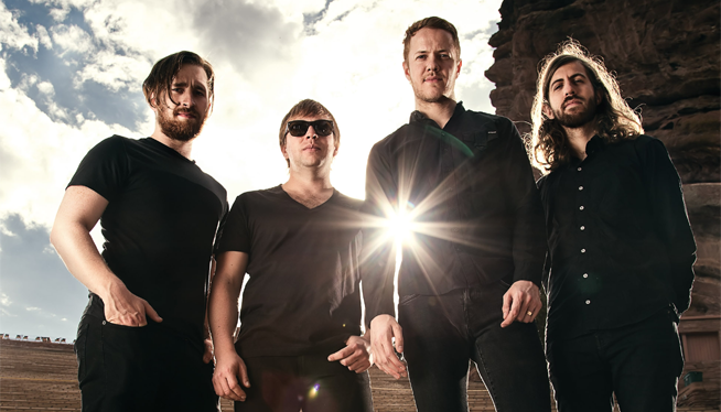 Imagine Dragons Release Fan-Sourced Biography for Charity