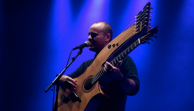 12/5/21 – Andy McKee at The Ark