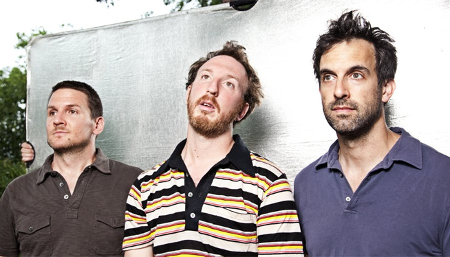 Guster: Strings + Improv = a Tour?