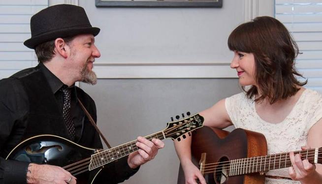 12/14/19 – Rochelle Clark and Jason Dennie at Manchester Underground