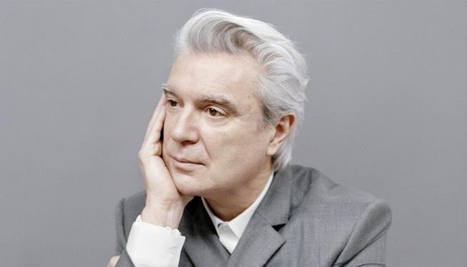 David Byrne: A Book Utopia