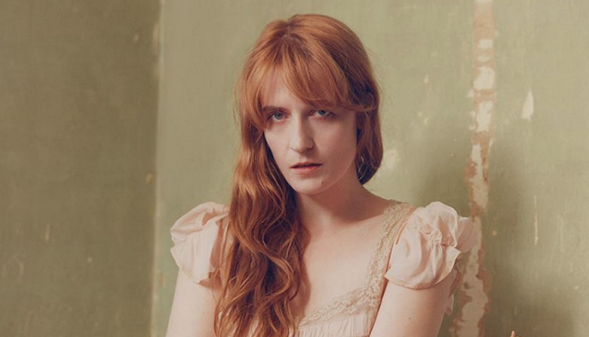 Florence Welch: Shares Poem Made by Fans