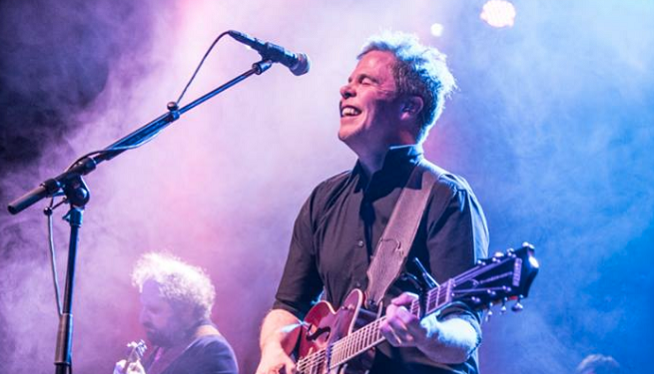 9/16/20 – Josh Ritter at Fountain Street Church