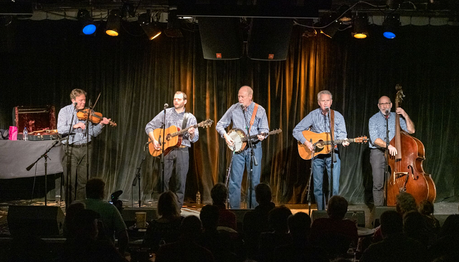 3/27/20 – The RFD Boys at The Ark