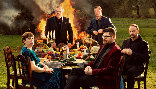 The Decemberists: Mark 20 Years This Summer