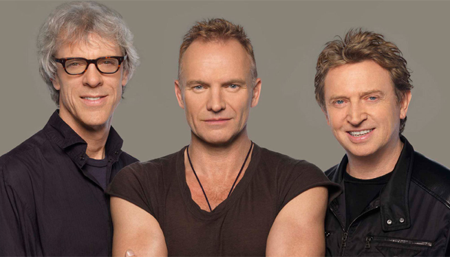 The Police : Manning Sting's …Ship