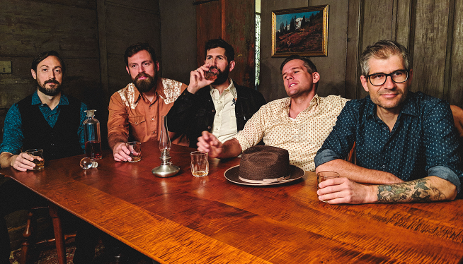 3/14/20 – The Steel Wheels at The Parilament Room at Otus Supply