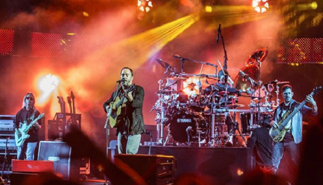 Dave Matthews Band: Summer Tour Revealed