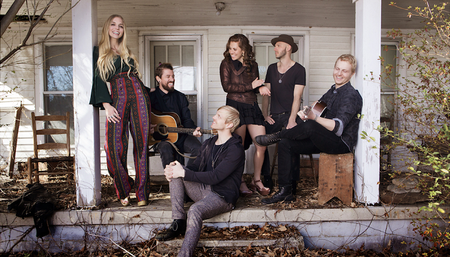 11/14/19 – Delta Rae at The Ark