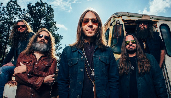 8/1/20 – Blackberry Smoke at Michigan Lottery Amphitheatre at Freedom Hill
