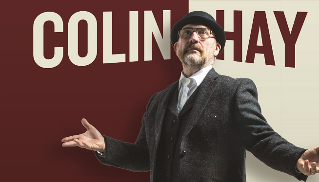 3/28/21 – Colin Hay at Royal Oak Music Theatre