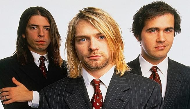 """Nirvana's """"Nevermind"""" Matches A Chart Record"""