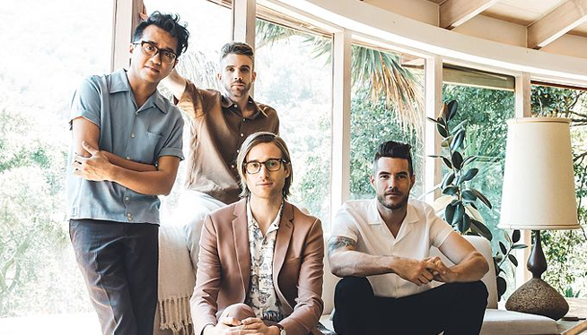 Win Tickets to see Saint Motel
