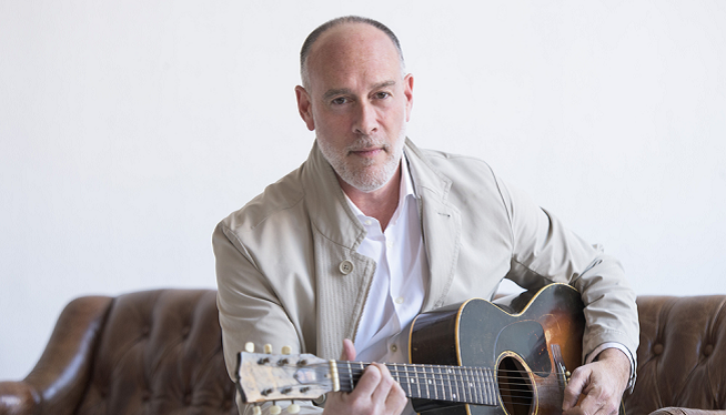 3/20/20 – Marc Cohn, Mark Erelli at The Ark