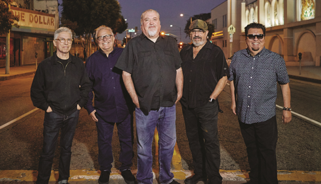 9/17/20 – Los Lobos at The Ark