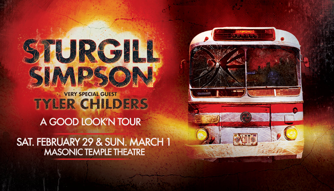 Win Tickets to see Sturgill Simpson