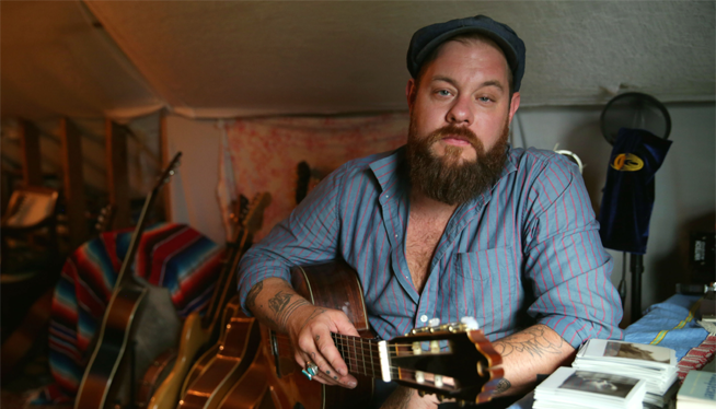Nathaniel Rateliff: Solo Album Next Month