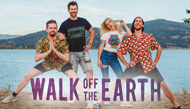 8/13/20 – Walk Off The Earth at Royal Oak Music Theatre