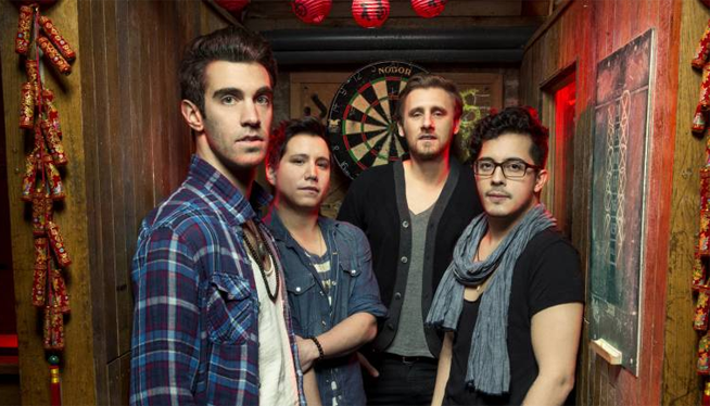 Win Tickets to see American Authors