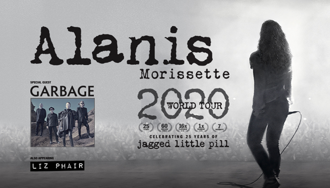 Win Tickets to see Alanis Morissette