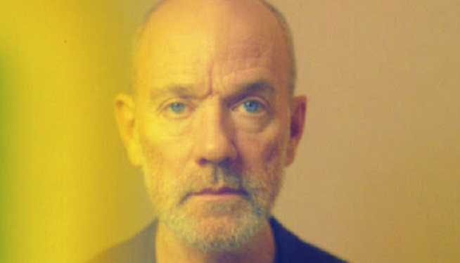Michael Stipe: Posts Video Performance of New Song