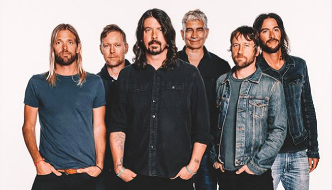 Foo Fighters: Dave Promises Big Things for 25th Year
