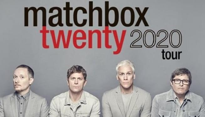9/1/20 – Matchbox Twenty, The Wallflowers at DTE Energy Music Theatre