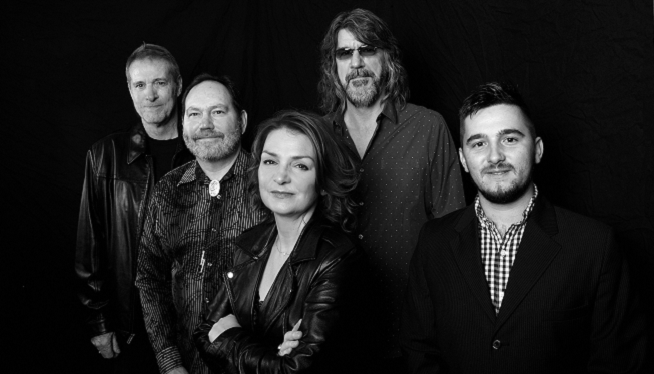 2/12/20 The Steeldrivers, Nickel and Rose at The Ark