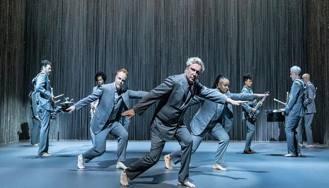 David Byrne: American Utopia Coming to Film