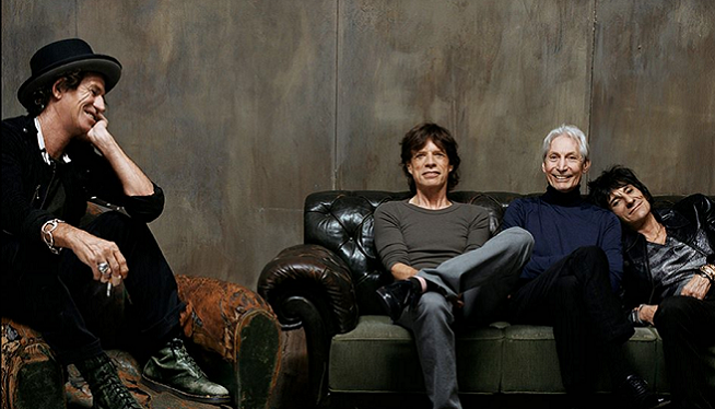 The Rolling Stones: New Album and Making Stew Out of Soup