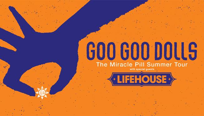 Win Goo Goo Dolls and Lifehouse Tickets