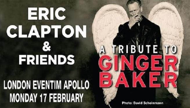 Ginger Baker: A Cream de la Creme of a Tribute