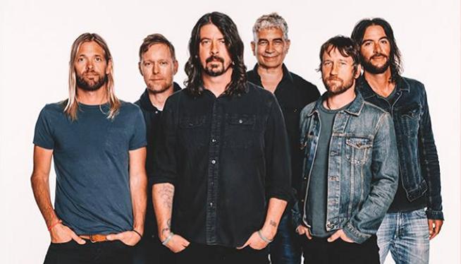 Foo Fighters: Back to the Van